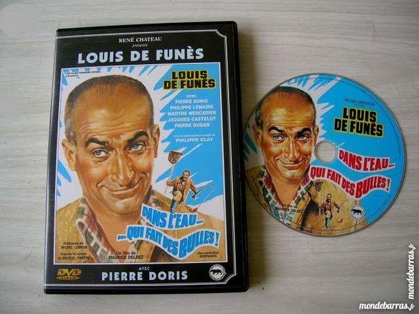 DVD DANS L'EAU QUI FAIT DES BULLES - CHATEAU DVD et blu-ray