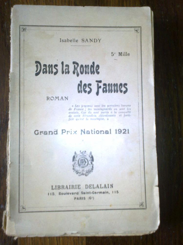 Dans la ronde des Faunes, 1921 100 Grasse (06)