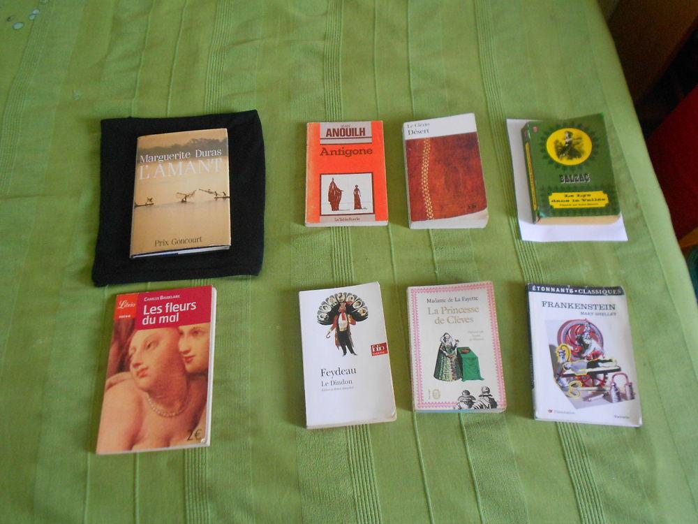 Lys dans la Vallée l'amant  et d'autres livres .... 0 Talence (33)