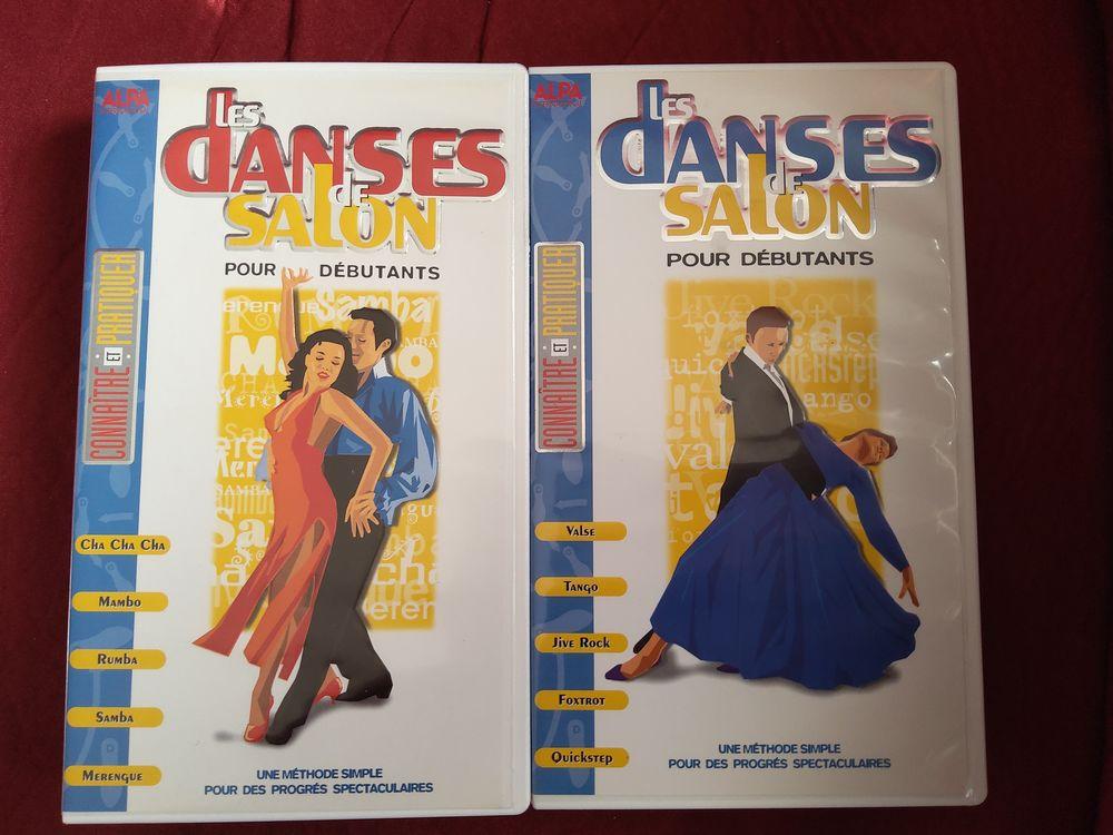 Les Danses de salon en K7 vidéo 4 Saint-Bonnet-les-Oules (42)