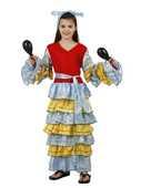 Danseuse Rumba Brésilienne 5-6 ans 13 Fontenay-sous-Bois (94)