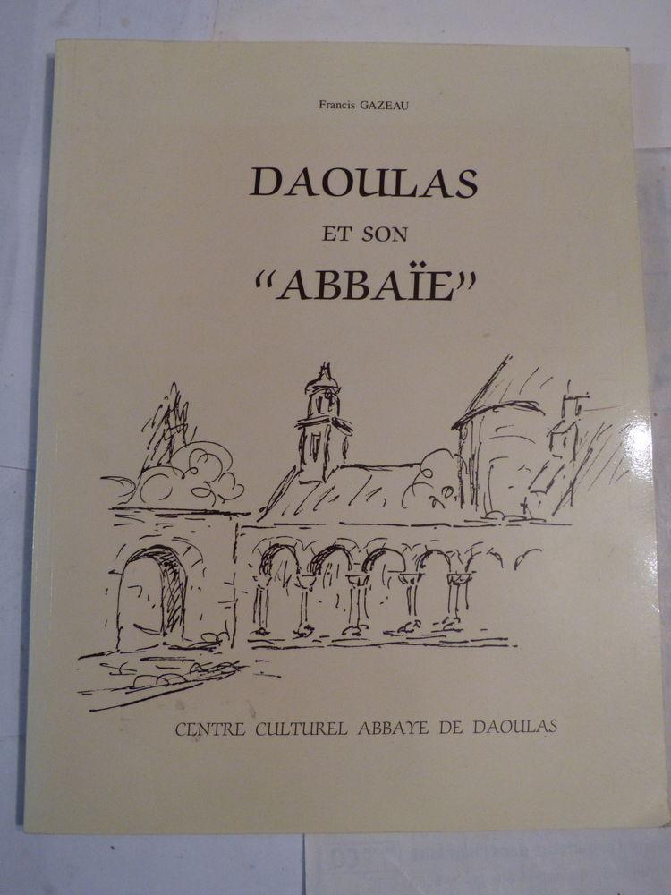 DAOULAS ET SON ABBAIE  par  FRANCIS GAZEAU 8 Brest (29)