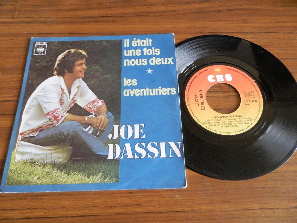 Dassin Joe - Il etait une fois nous deux CD et vinyles