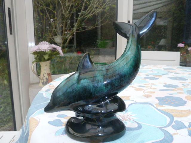 Dauphin poterie de blue mountain (canada) 100 Roissy-en-Brie (77)