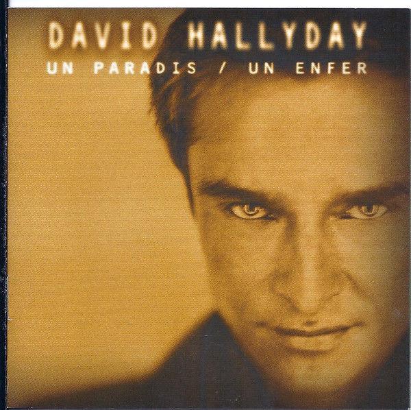 cd David Hallyday Un Paradis / Un Enfer (état neuf) CD et vinyles