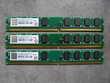 Ram DDR2 3x512Mo (1,5Go)