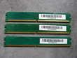 Ram DDR2 3x512Mo (1,5Go) Matériel informatique