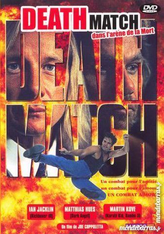 Dvd: Death match (516) DVD et blu-ray