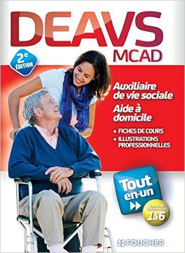 DEAVS MCAS - Tout en un - Editions FOUCHER 10 Semoy (45)