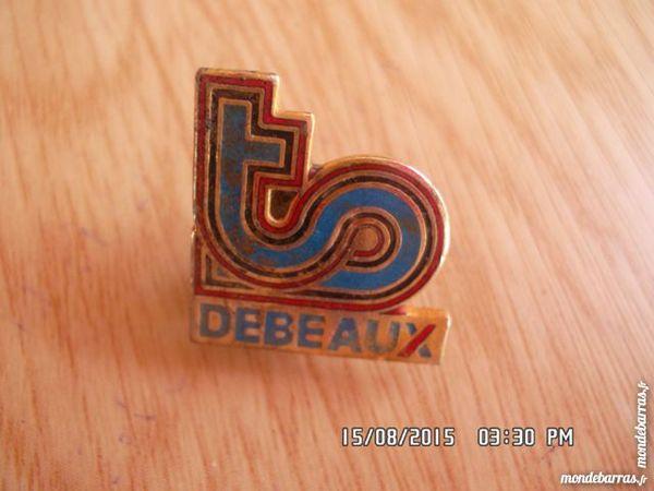 pin's DEBEAUX*juste 1e*kiki60230 1 Chambly (60)