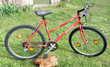 VTT DECATHLON ROCKRIDER 300 ORANGE Vélos