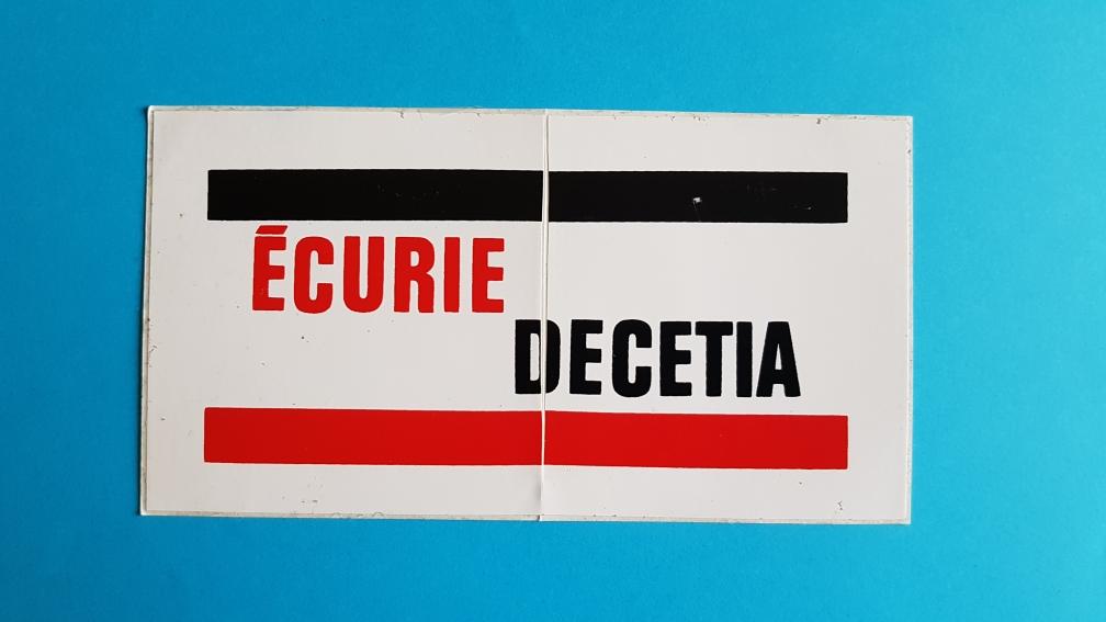 DECETIA 0 Bordeaux (33)