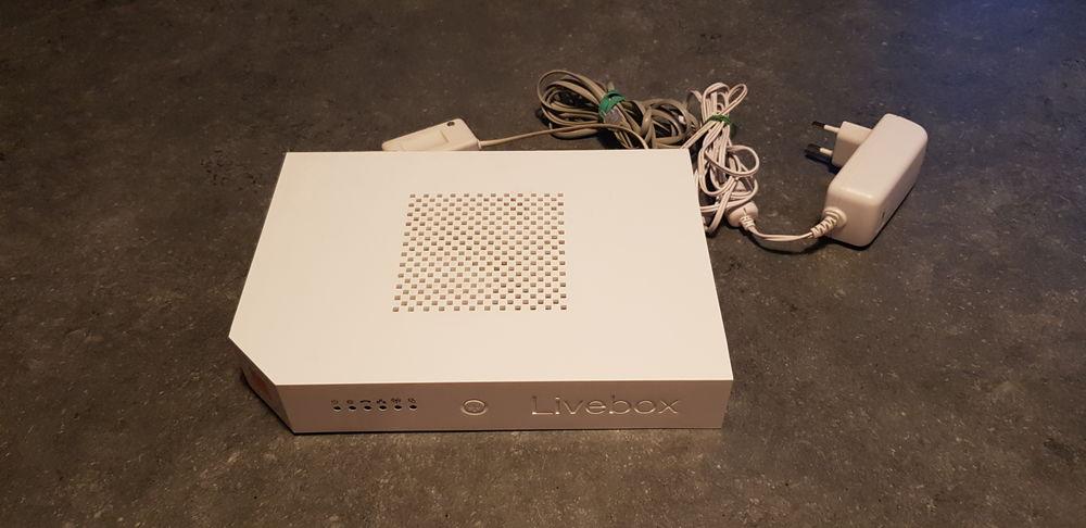 Décodeur SAGEM Livebox 2 39 Esbly (77)