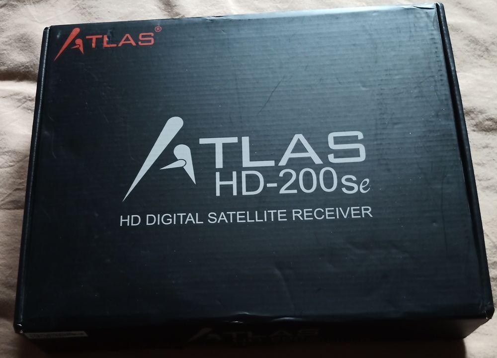 2 décodeurs ATLAS HD-200SE 50 Tournon-sur-Rhône (07)