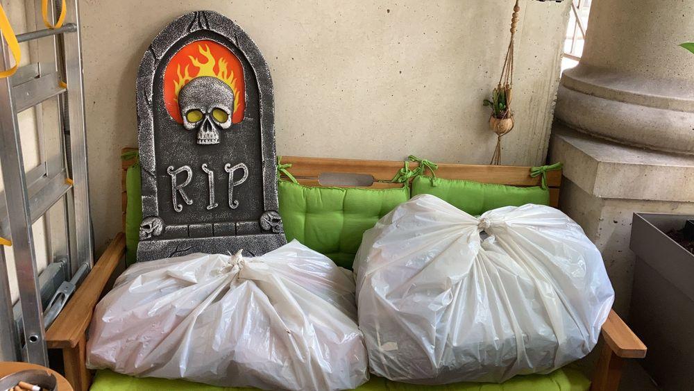 Décoration Halloween 200 Montpellier (34)
