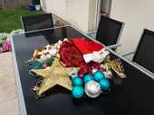LOT DECORATION DE NOEL 15 Anzin (59)