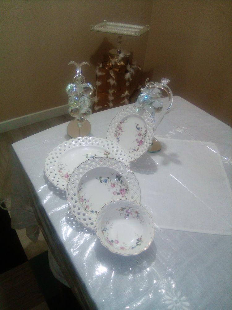 Décoration de table et vaisselle en porcelaine 50 Montfermeil (93)