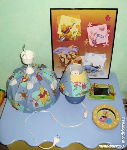Lot décoration Winnie pour chambre enfant (5 pc) 20 Beaulieu (34)