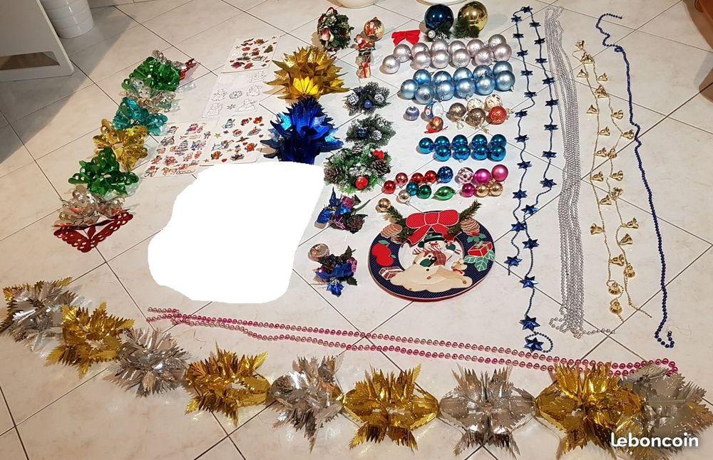 Lot de decorations de noel 20 Marseille 2 (13)