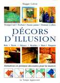 LES DÉCORS D'ILLUSION - PEINTURE / prixportcompris 13 Paris 10 (75)