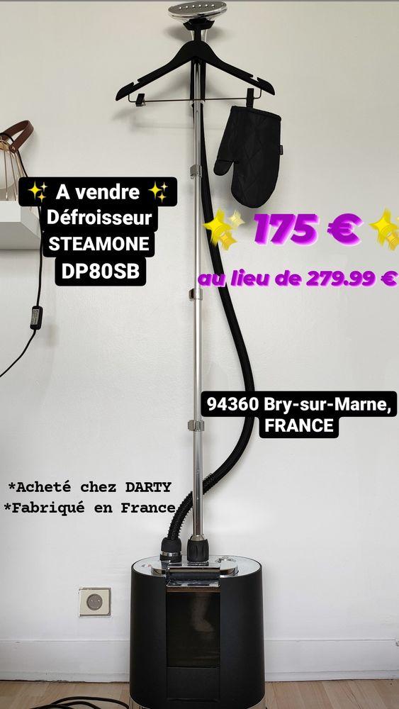 Défroisszeur STEAMONE DP80SPB Electroménager