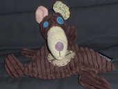 Les Déglingos Doudou Baby Gromos l'ours 10 Rueil-Malmaison (92)