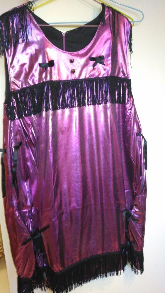 déguisement Charleston femme T38/40 40 Épinay-sur-Orge (91)