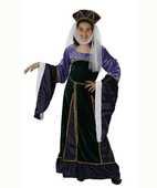 Deguisement costume Dame médiévale 18 Fontenay-sous-Bois (94)