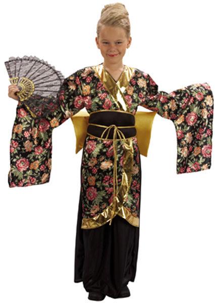 Deguisement costume Japonaise 4-6 ans 20 Fontenay-sous-Bois (94)