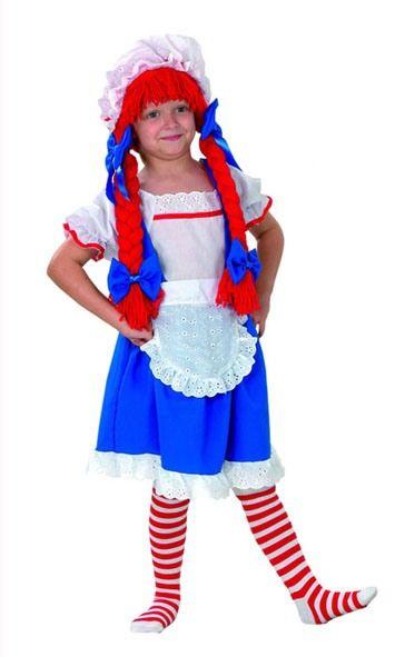 Deguisement costume Poupée de chiffon 7-9 ans 10 Fontenay-sous-Bois (94)
