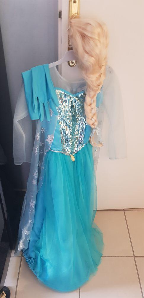 Déguisement Elsa Reine des neiges Jeux / jouets
