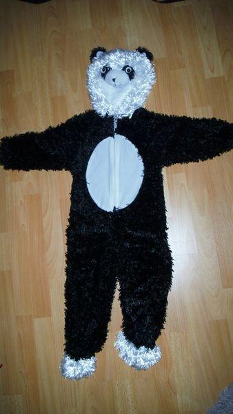 Déguisement enfant panda Jeux / jouets