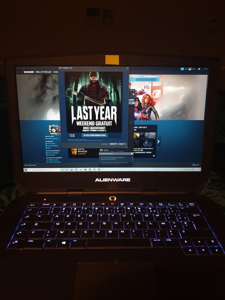 DELL Alienware Pc portable gamer Matériel informatique