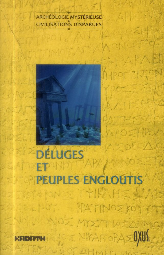 Déluges et peuples engloutis 5 Le Blanc-Mesnil (93)