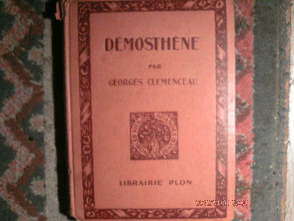 DEMOSTHENE  par Georges CLEMENCEAU 30 Bayonne (64)