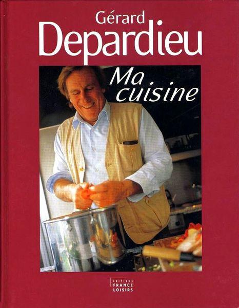 DEPARDIEU.recettes.CUISINE / prixportcompris 11 Reims (51)