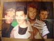 Depeche mode - Vieux poster  à faire encadrer ! 80 Aubazines (19)