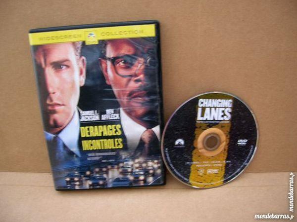 DVD Derapages Incontrôlés - Samuel L. Jackson 6 Nantes (44)