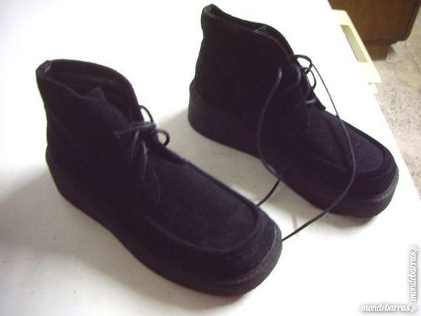 ffce3c2a8a6f60 Chaussures hommes occasion , annonces achat et vente de chaussures ...