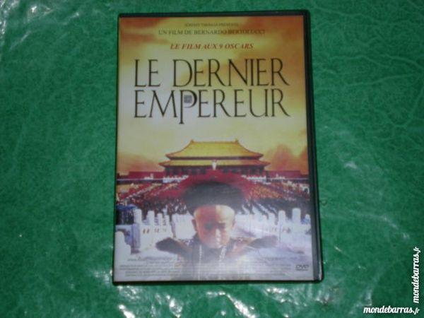 dvd  « Le dernier empereur » 3 Saleilles (66)