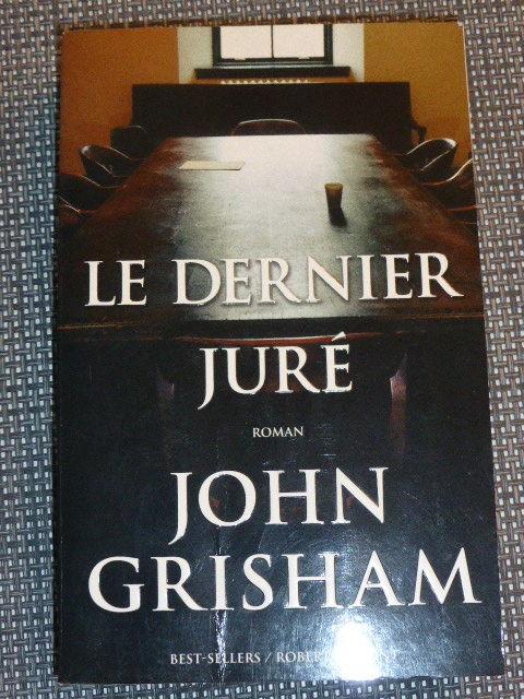 Le dernier juré John Grisham 5 Rueil-Malmaison (92)