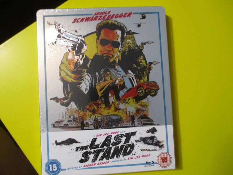 le dernier rempart blu ray steelbook uk the last stand i 38 Lognes (77)