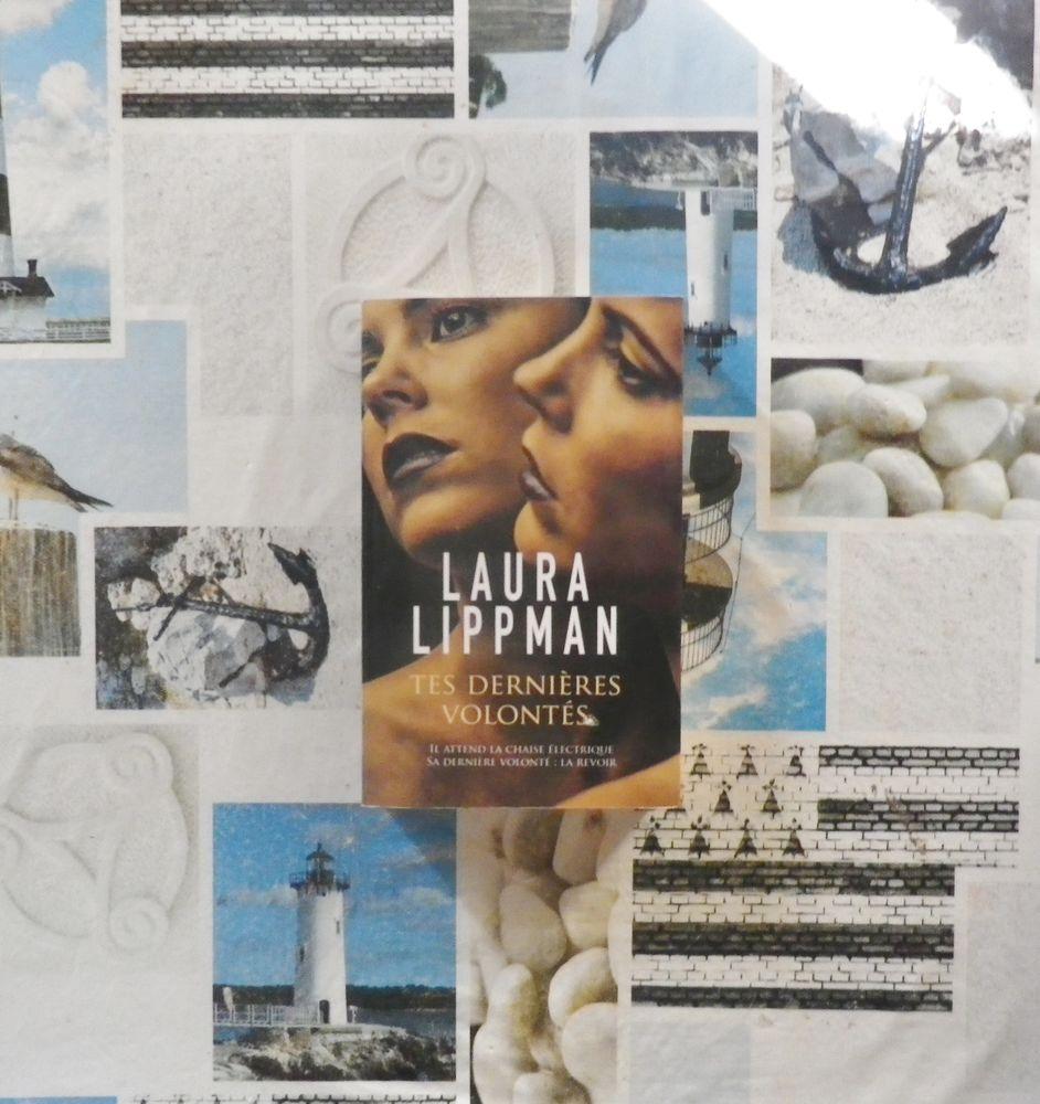 TES DERNIERES VOLONTES de Laura LIPPMAN Ed. France Loisirs 5 Bubry (56)