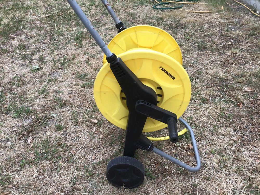 Dérouleur de tuyau d'arrosage 10 Puilboreau (17)