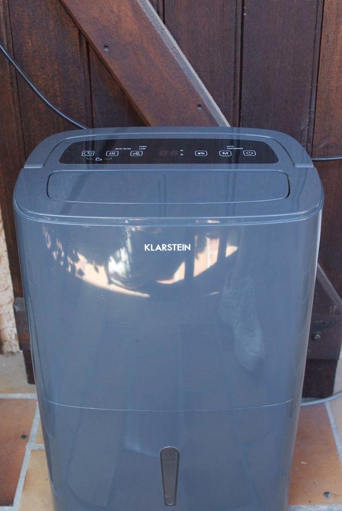 Déshumidificateur KLARSTEIN DryFy 20, sous garantie 170 Marseille 5 (13)