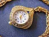 LUC DESROCHES montre pendentif Orientaliste Dame 1980 LDR100 80 Metz (57)
