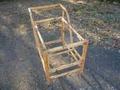 Desserte/chariot en bambou déco 45 Castres (81)