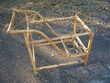 Desserte/chariot en bambou déco Meubles
