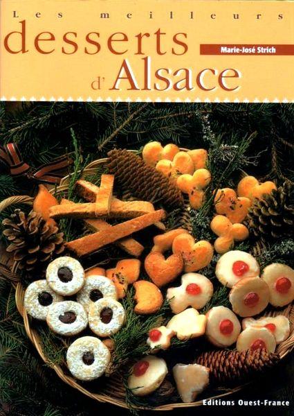 DESSERTS D'ALSACE - CUISINE / les-livres-de-jac 10 Lille (59)