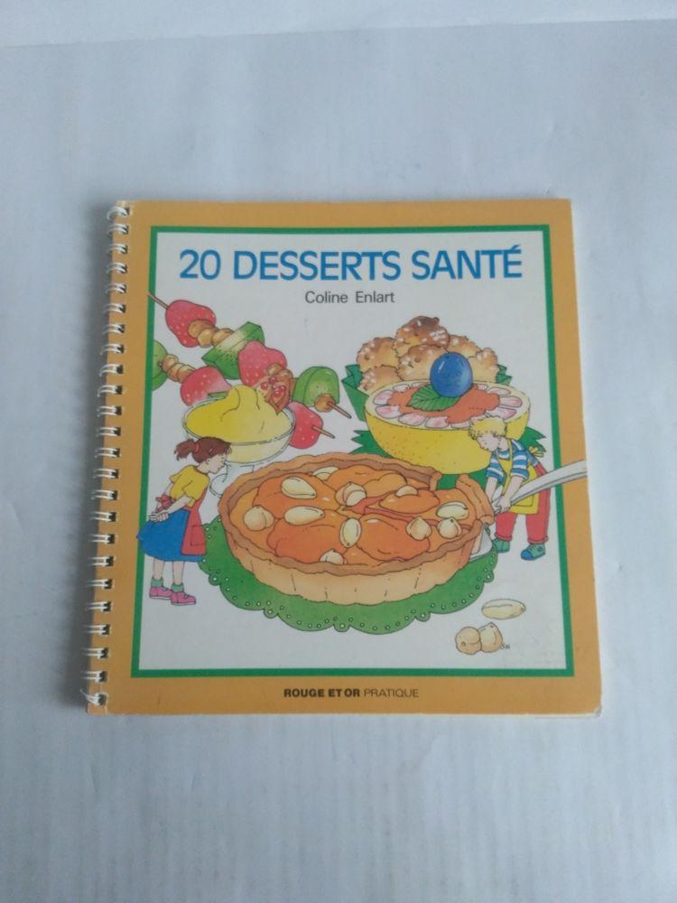20 desserts santé 5 Calais (62)